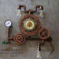Đèn đồng hồ độc lạ DL19