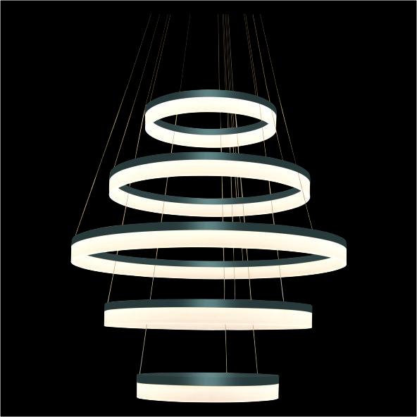 1.CTL 006 ĐEN - Đèn thả trang trí CTL 006 ĐỎ, ĐEN