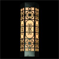 Đèn trụ cổng  VT 504