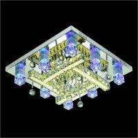 Đèn mâm Led Vuông ML 80209