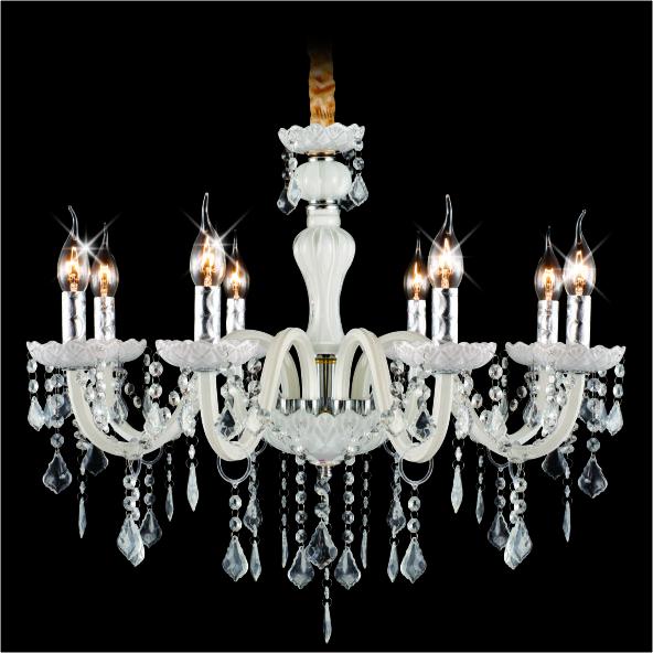 47 CN 8114 8 - Cách chọn đèn chùm trang trí cho phòng khách đẹp lung linh.