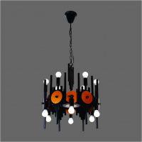 Đèn thả nghệ thuật  TNT 1008-12