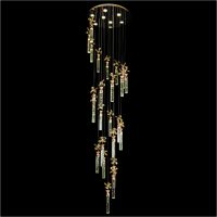 Đèn thả pha lê TL 651-24