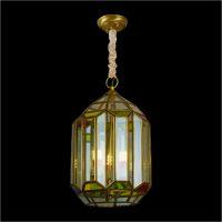Đèn thả Đồng TĐ 6021-3T