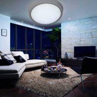 Đèn ốp phòng ngủ OP-1207B-18 vuông, tròn
