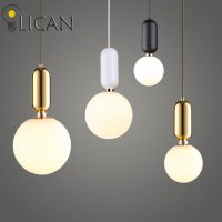 Đèn thả THCN-206-18 xi vàng, trắng, bạc