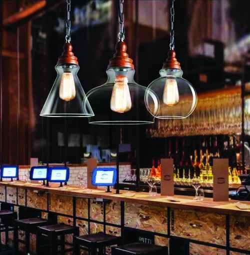 THCN 59 - Cách thiết kế và trang trí quán cafe