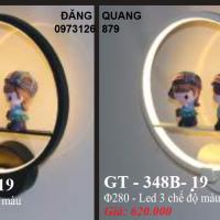 Đèn gắn tường GT – 348A