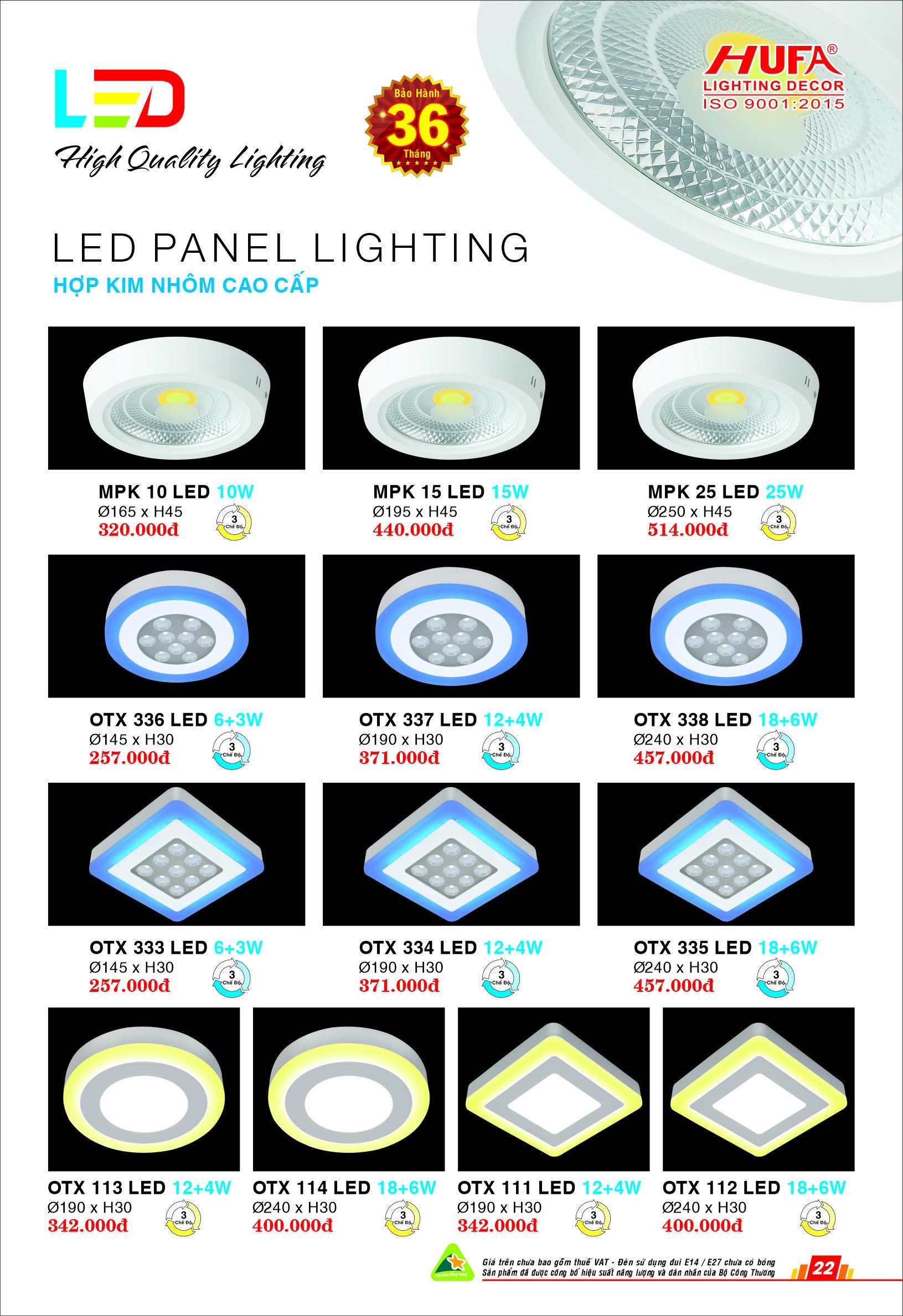 den led op tran noi 1 - Đèn Led là gì? Sự khác nhau giữa đèn Led và đèn thường như thế nào?