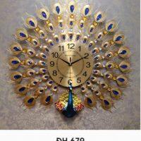 Đồng hồ treo tường đẹp ĐH 679