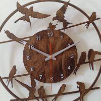 Đồng hồ gổ ĐHG09