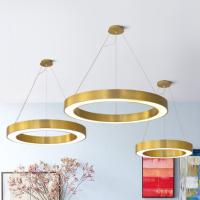 Đèn thả trang trí THCN 211-20/ Viền vàng