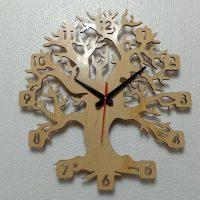 Đồng hồ gổ ĐHG03