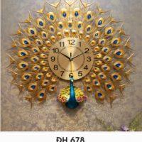 Đồng hồ treo tường đẹp ĐH 678