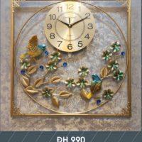 Đồng hồ treo tường đẹp ĐH 990