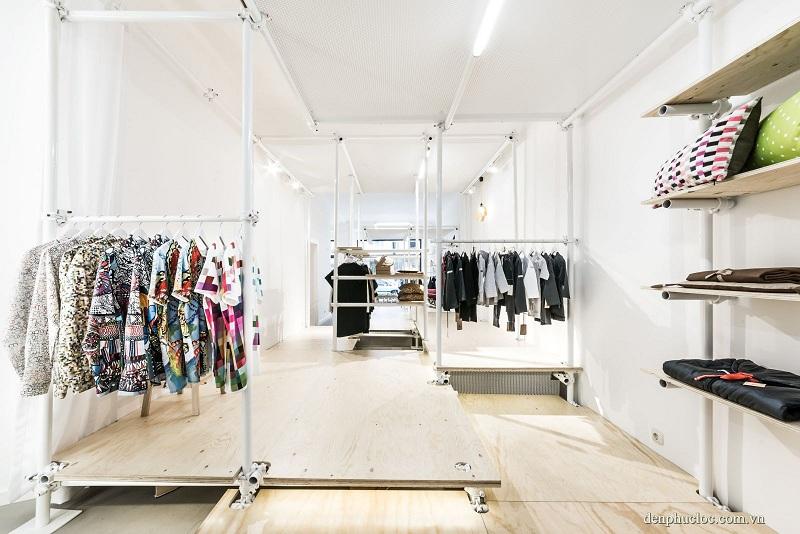 Cach chon den led roi ray cho shop thoi trang - Cách chọn đèn rọi ray cho Shop thời trang
