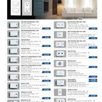 Catalogue thiết bị điện Panasonic