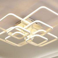 Đèn ốp trần vuông ML6001F/6
