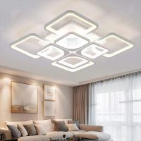 Đèn ốp trần vuông ML6002/4+4