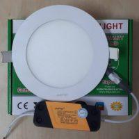Đèn Âm trần 3 màu MPE RPL từ 6W-24W