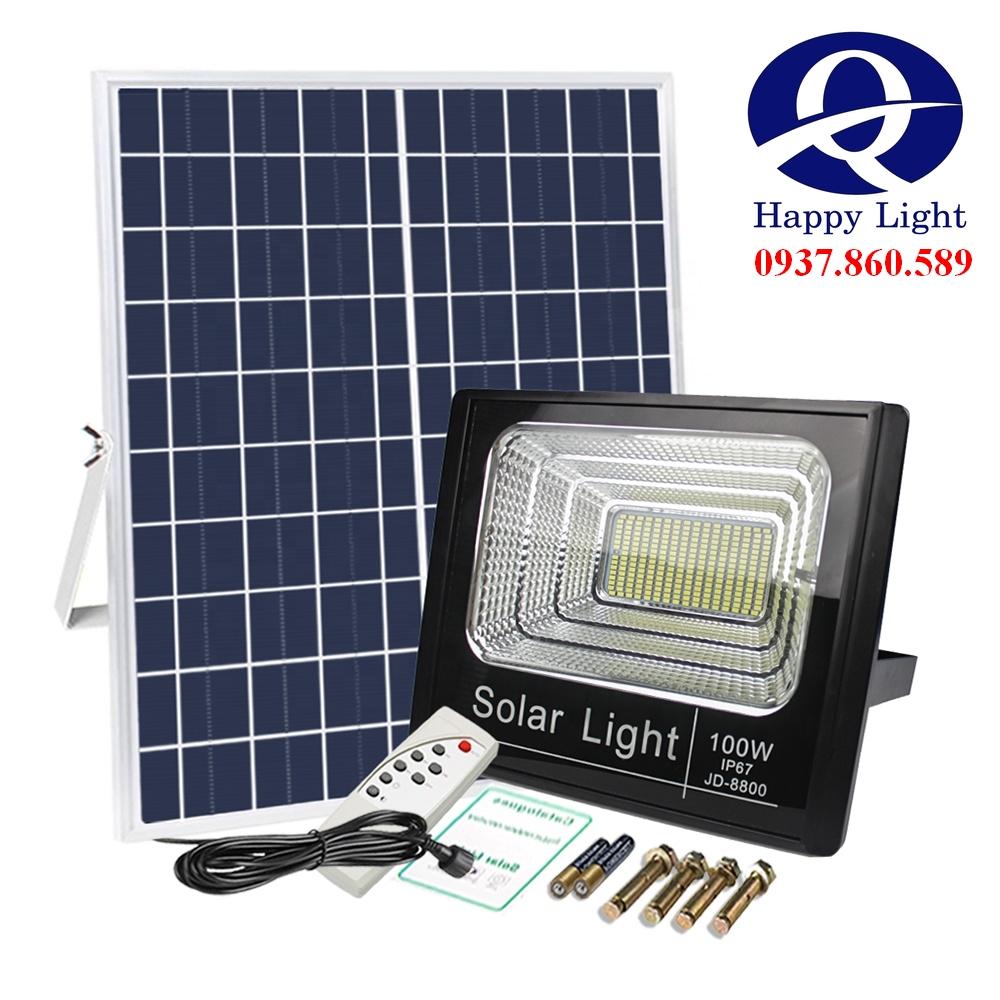Den nang luong mat troi 3 - Đèn năng lượng mặt trời JD 25W đến 200W
