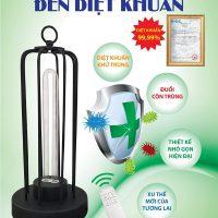 Đèn bàn kháng khuẩn 02