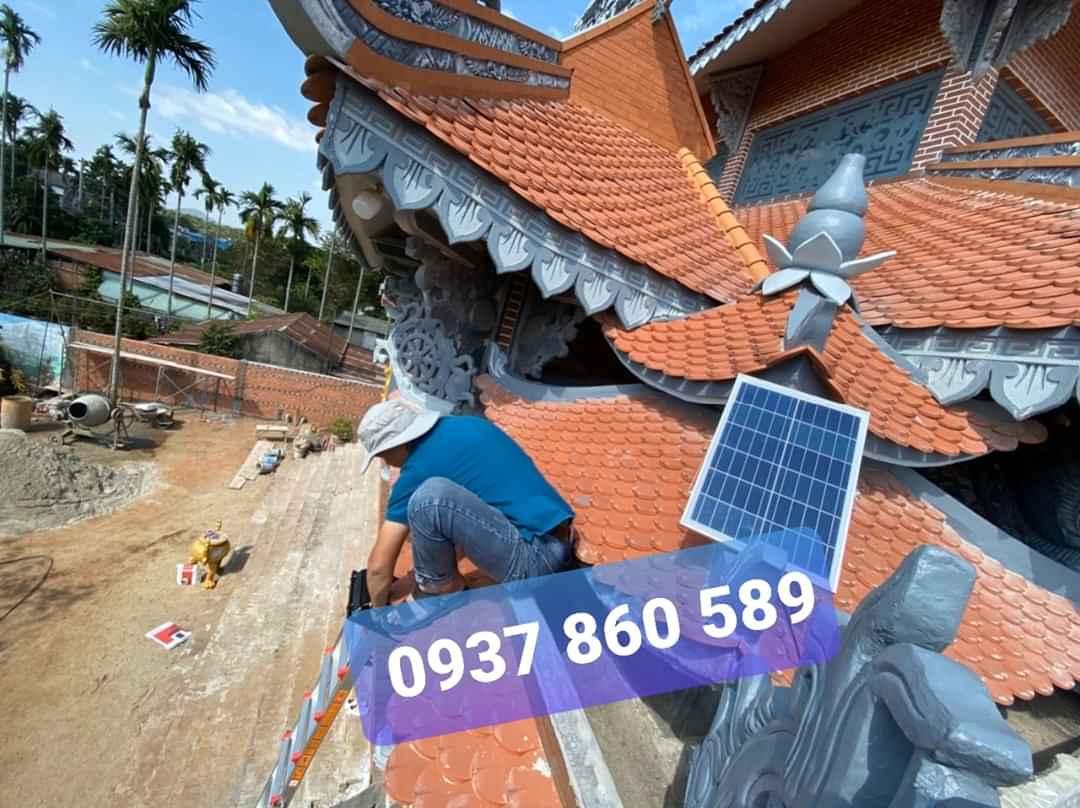 den nang luong mat troi 20 - Đèn năng lượng mặt trời 25, 40, 60, 100W