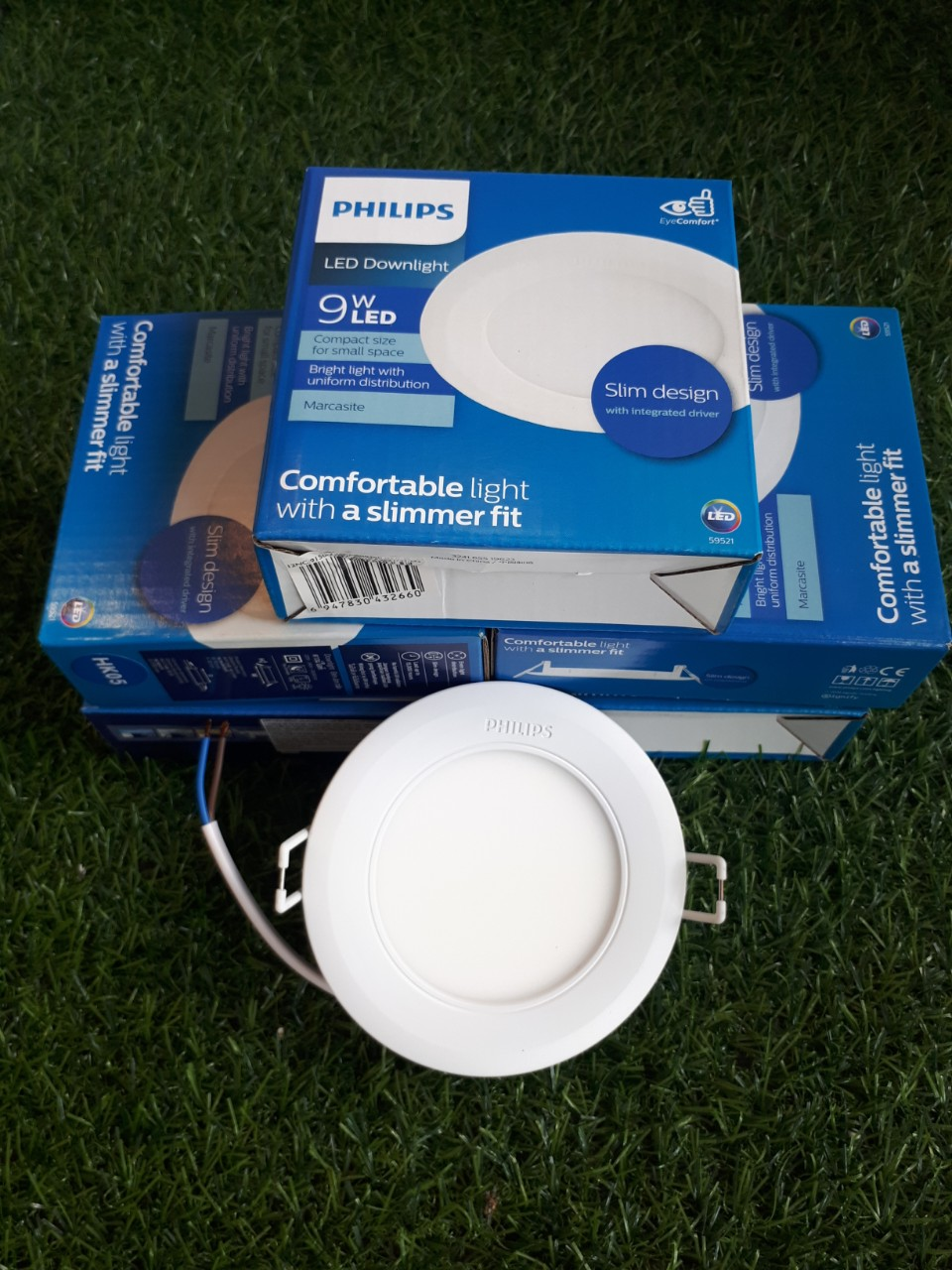 den am tran phillips - Mua đèn Led âm trần loại nào tốt.