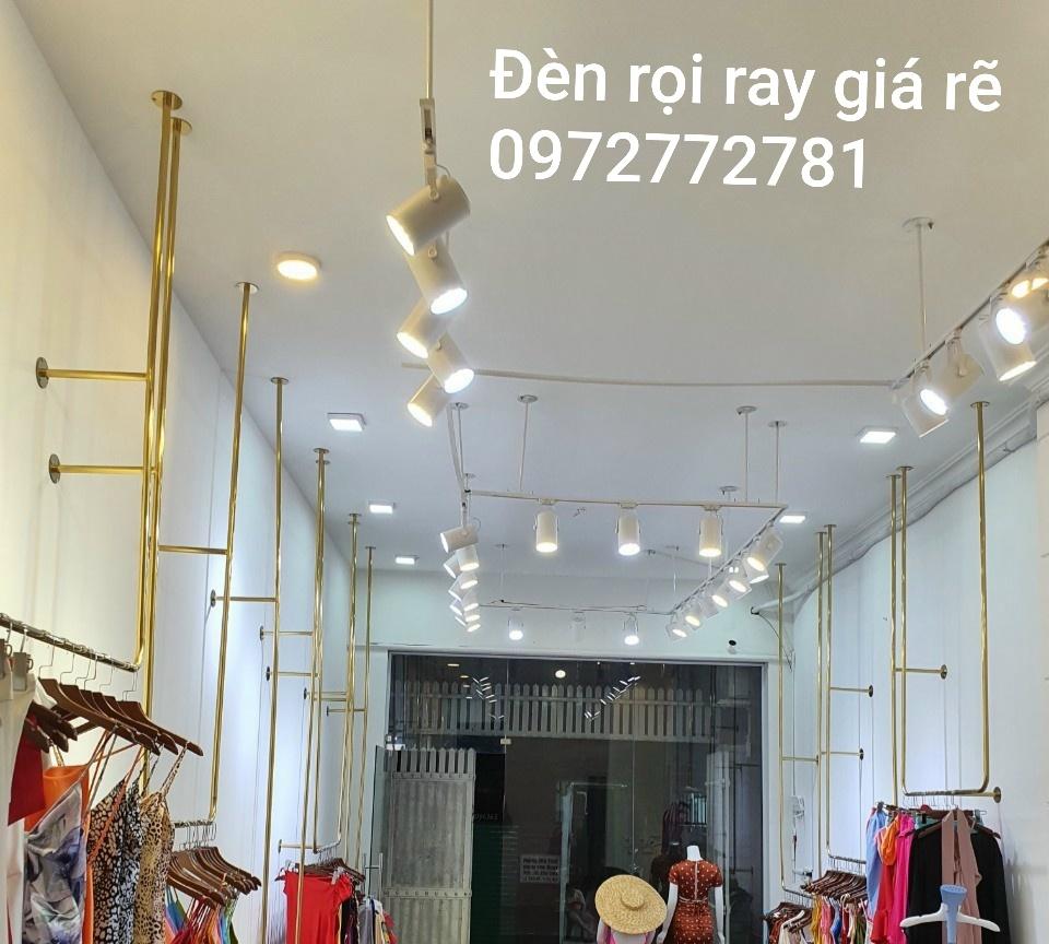 den roi - Kinh nghiệm chọn đèn Led cho Shop quần áo tốt nhất.