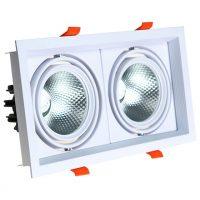 Đèn LED Spotlight Âm Trần 8091 24W