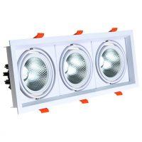 Đèn LED Spotlight Âm Trần 8091 36W