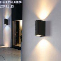 Đèn gắn tường hắt 2 đầu VL8004/2