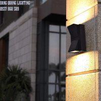 Đèn gắn tường 2 đầu VL8137/bk