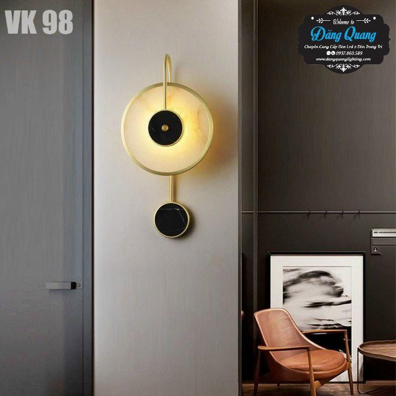den gan tuong vk 98 - Đèn gắn tường hiện đại VK 98