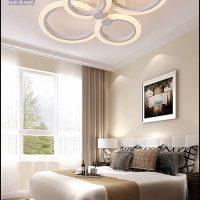 Đèn mâm ốp trần phòng khách hiện đại Mica OT998