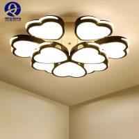 Đèn mâm ốp trần phòng khách hiện đại Mica OT7001